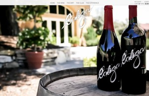 Vin65 Portfolio - Caliza Winery