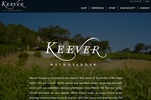 Vin65 Portfolio - Keever Vineyards