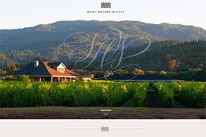 Vin65 Portfolio - Saint Helena Winery