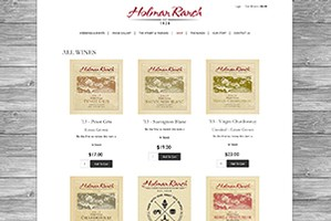 Vin65 Portfolio - Holman Ranch