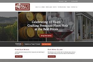 Vin65 Portfolio - Pali Wine Co.