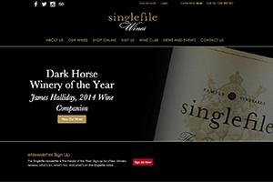 Vin65 Portfolio - Singlefile Wines