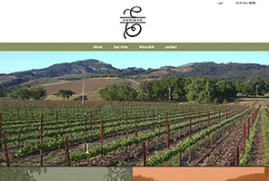 Vin65 Portfolio - Envolve Winery