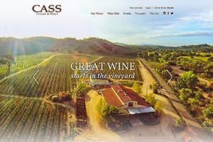 Vin65 Portfolio - Cass Winery