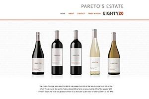 Vin65 Portfolio - Pareto's Estate