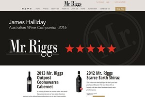 Vin65 Portfolio - Mr Riggs