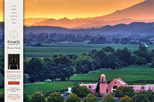 Vin65 Portfolio - Groth Vineyards & Winery