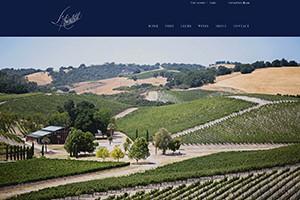Vin65 Portfolio - L'Aventure Winery