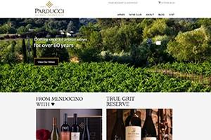 Vin65 Portfolio - Parducci