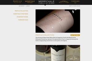 Vin65 Portfolio - Merryvale Family of Wines