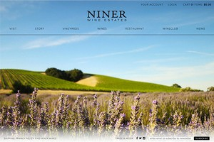 Vin65 Portfolio - Niner Wine Estates