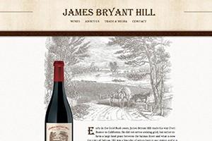 Vin65 Portfolio - James Bryant Hill