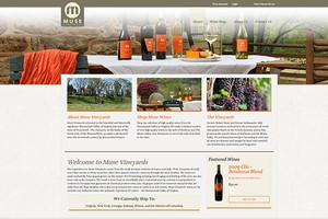 Vin65 Portfolio - Muse Vineyards