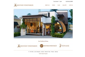 Vin65 Portfolio - Hestan Vineyards