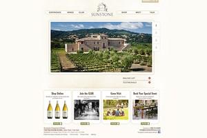 Vin65 Portfolio - Sunstone Winery
