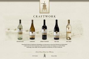 Vin65 Portfolio - Craftwork Wines