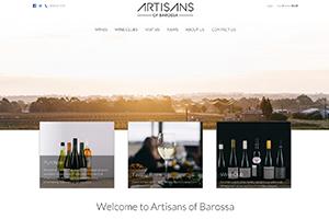 Vin65 Portfolio - Artisans of Barossa (Australia)