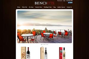 Vin65 Portfolio - Bench 1775