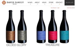 Vin65 Portfolio - David Family Wine