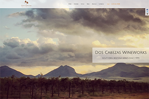 Vin65 Portfolio - Dos Cabezas WineWorks