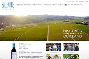 Vin65 Portfolio - Ballentine Vineyards