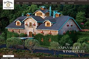Vin65 Portfolio - Far Niente Wine Shop