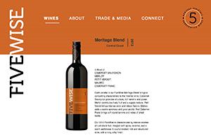 Vin65 Portfolio - Five Wise Wines