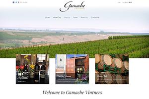 Vin65 Portfolio - Gamache Vintners