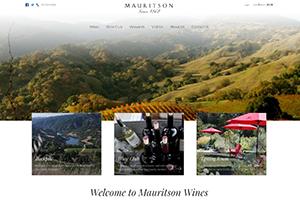 Vin65 Portfolio - Mauritson Wines