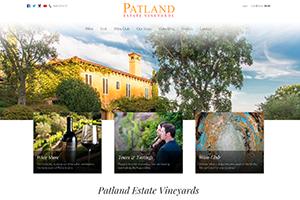 Vin65 Portfolio - Patland Vineyards