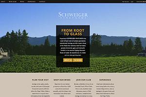 Vin65 Portfolio - Schweiger Vineyards