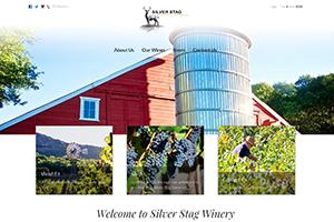 Vin65 Portfolio - Silver Stag Winery