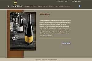 Vin65 Portfolio - Lincourt Vineyards
