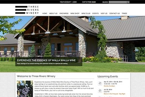 Vin65 Portfolio - Three Rivers Winery
