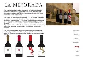 Vin65 Portfolio - La Mejorada