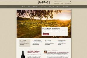 Vin65 Portfolio - St. Amant Winery