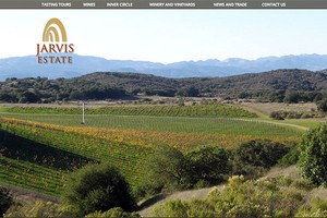 Vin65 Portfolio - Jarvis Winery