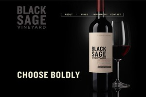 Vin65 Portfolio - Black Sage Vineyard