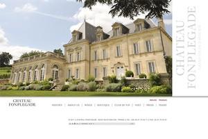 Vin65 Portfolio - Chateau Fonplegade