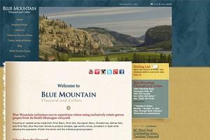 Vin65 Portfolio - Blue Mountain Vineyard and Cellars