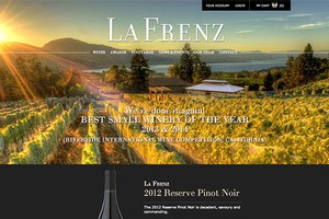 Vin65 Portfolio - La Frenz Winery