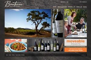 Vin65 Portfolio - Bonterra Vineyards