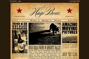 Vin65 Portfolio - Huge Bear Wines