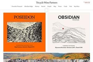 Vin65 Portfolio - Tricycle Wine Partners