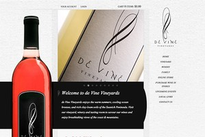 Vin65 Portfolio - de Vine Vineyards