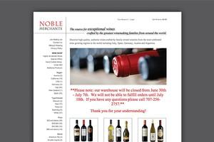 Vin65 Portfolio - Noble Merchants