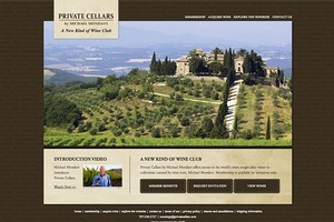 Vin65 Portfolio - Private Cellars