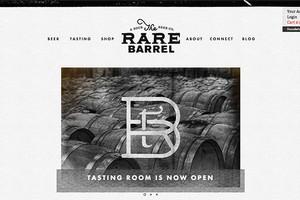 Vin65 Portfolio - The Rare Barrel