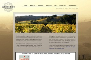 Vin65 Portfolio - Evening Land Vineyards