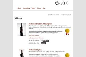 Vin65 Portfolio - Euclid Wines